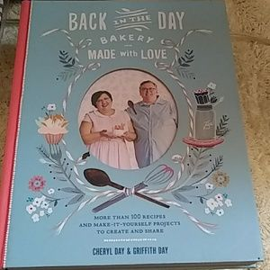 Back in the day bakery made with love book